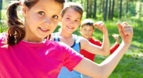 Keeping Kids Healthy: A Little Goes a Long Way
