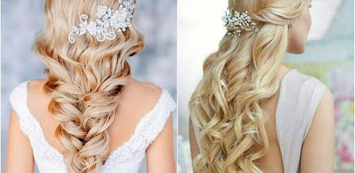 Choosing Your Wedding Day Hair Style